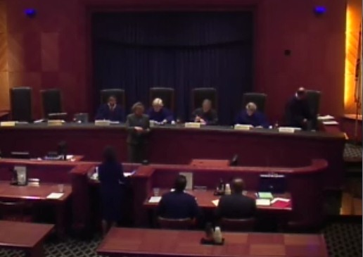 Argument before the Massachusetts Supreme Judicial Court