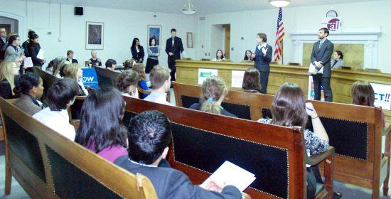 HCFA Legislative briefing 1-31-11