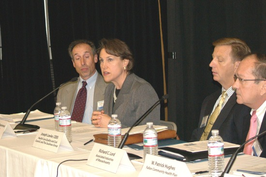 HCFA ED Amy Whitcomb Slemmer testifies at DHCFP cost trend hearings 6-28-11