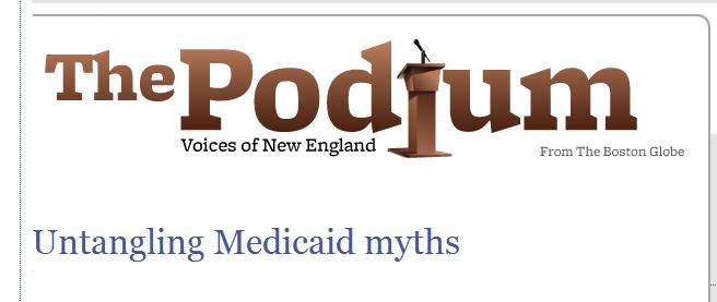Untangling Medicaid Myths headline