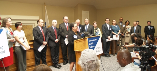 Moving Forward - Press event following Supreme Court Decision