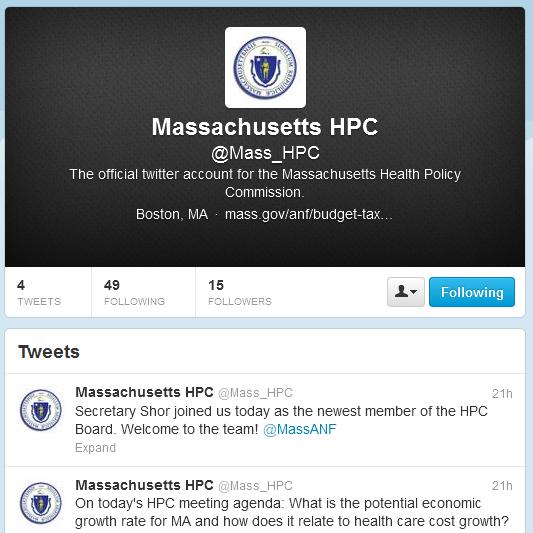 HPC Twitter Feed